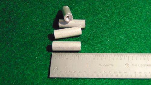 "4 Concord Aluminum Threaded Stand-off 1//4/""D x 3//4/""L 6x32  NOS"