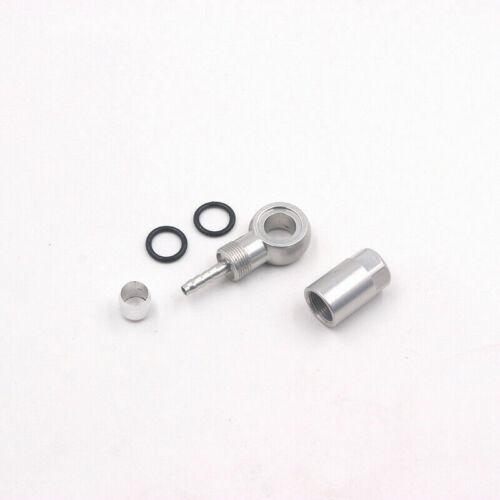 Hydraulic Brake Hose Fittings Valve Replacement Olive Head For SHIMANO SLX XT