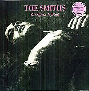 Smiths-The-Queen-Is-Dead-Remastered-180Gm-NEW-12-034-VINYL-LP