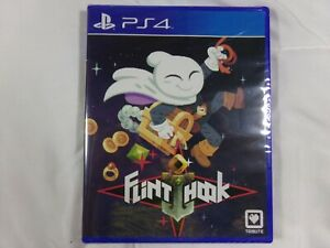 Flint-Hook-Playstation-4-PS4-Limited-Run-Games-LRG-59-Brand-New-Sealed