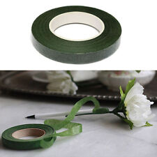 Elastic Resealable Wrap Florist Stem Tape Wire Floral Work Plastron Floral Craft
