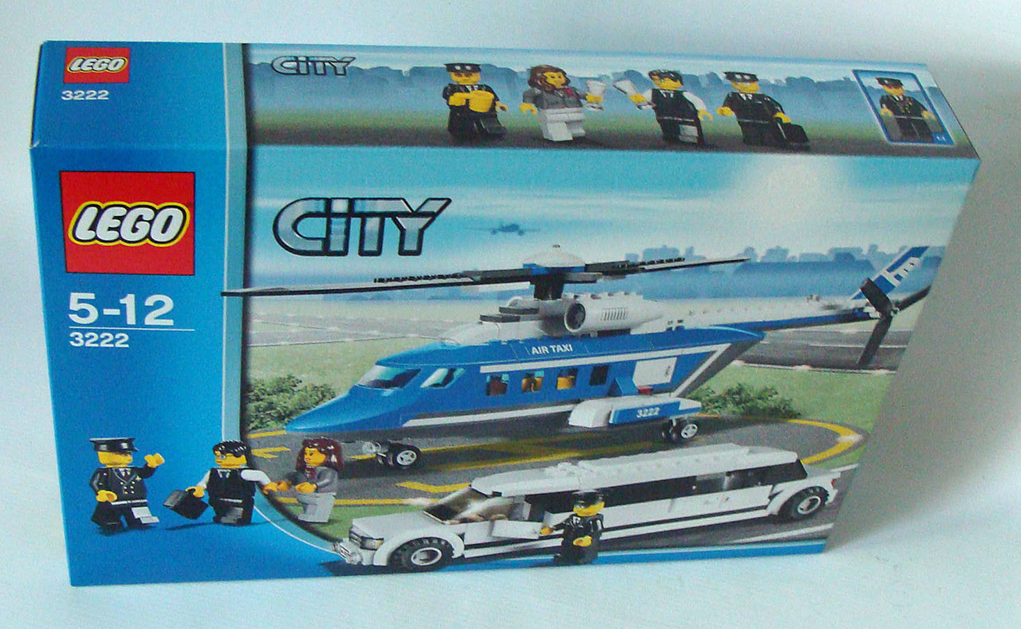 miglior servizio LEGO ® città 3222-elicotteri e berlina 267 pezzi pezzi pezzi 5-12 anni NUOVO nuovo  outlet online economico