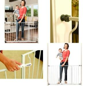 Image Is Loading Extra Tall Door Walk Through Baby Gate Stairs