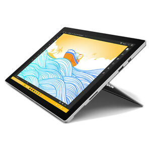 Details about Microsoft Surface Pro 4 128GB, Wi-Fi, 12 3 inch - Silver