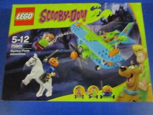 Lego 75901 Scooby Doo Avion Aventures Nouveau Ovp