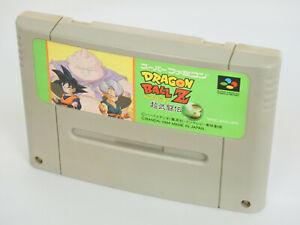 Super-Famicom-DRAGON-BALL-Z-Butoden-3-Nintendo-Cartridge-Only-sfc