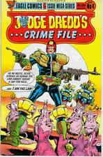 Judge Dredd's Crime File # 4 (of 6) (Ian Gibson) (Eagle Comics USA, 1985)