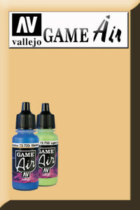Game Air Bone White 72734 Acrylic Paint Vallejo