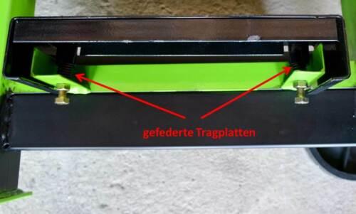 Zipper Steintrenner ZI-SKN330 Steinknacker für Pflasterstein Steintrennmaschine