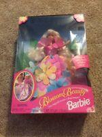 Mattel 1996 Blossom Beauty Barbie Doll Toys