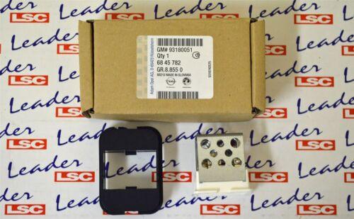 Vauxhall Zafira Astra Heater Motor Fan Blower Resistor 93180051 New Original