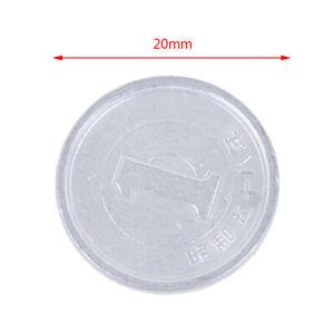 Arbol-joven-Japon-Moneda-de-1-yen-Usado-Condicion-Ano-aleatorio-conmemorativas