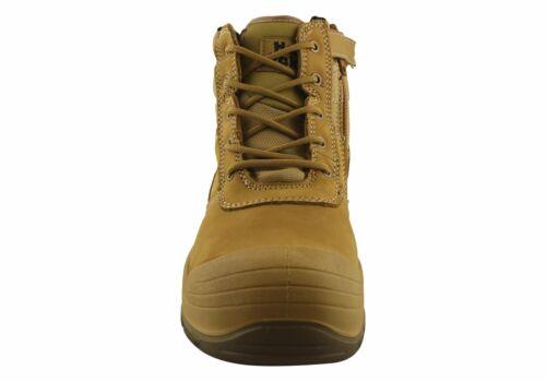 WorkWearZone Hard Yakka  Utility Steel Toe Safety Boots Womens