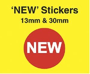Swing Tag Labels 30mm Bright Red Reduced Still Fresh Stickers Sticky Labels