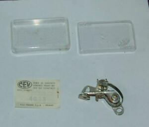 Kontakte Punkte Kontakte Pins Fiat X 1/9, 124, Special T, Sport 1600 Cev 465