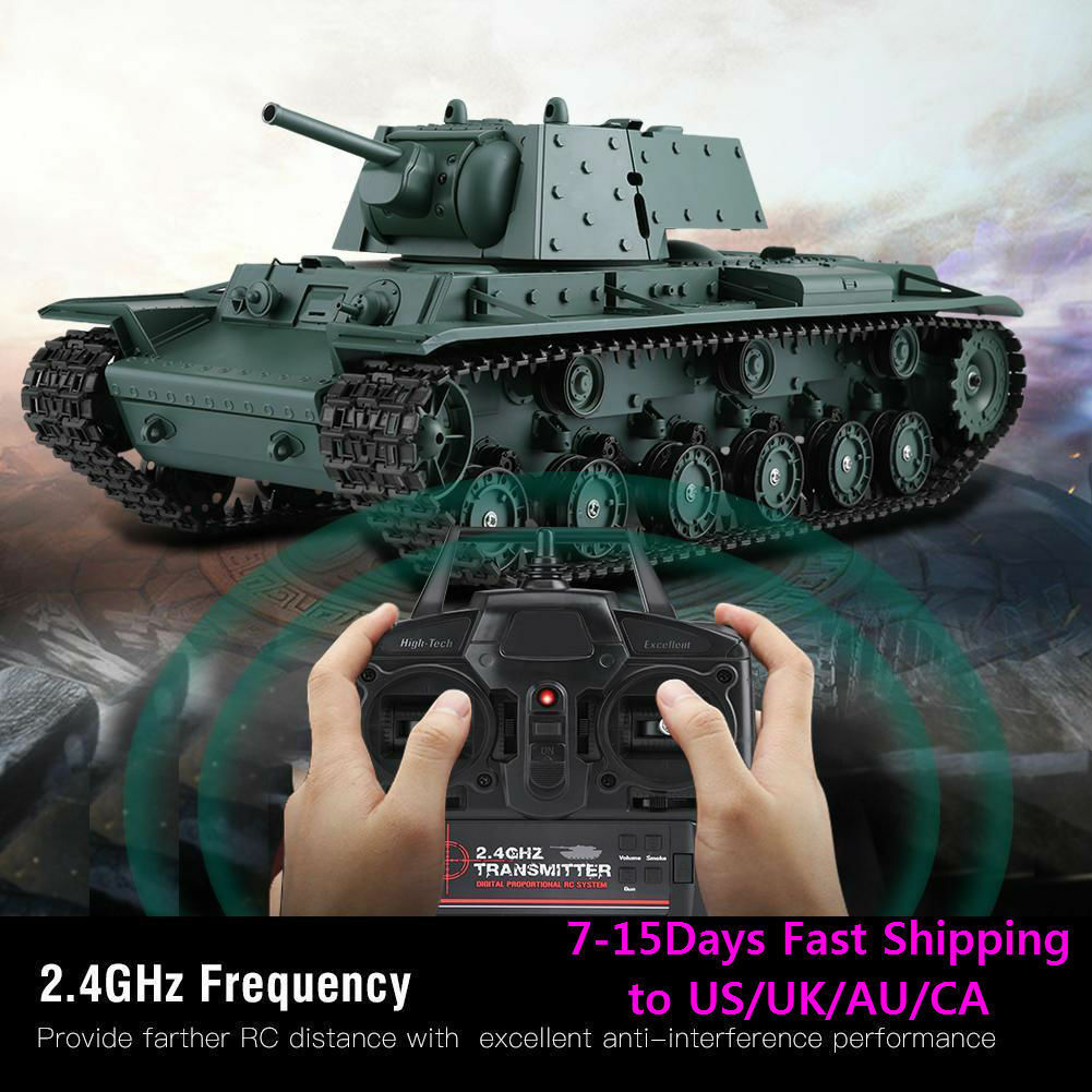 Heng Long 3878-1 1 16 RC Tank 2.4G Remote Control Simulation Military Battle