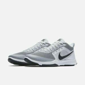 472b76e2f86a Nike Zoom Domination TR Mens Training Shoes 917708 002 Gray White ...