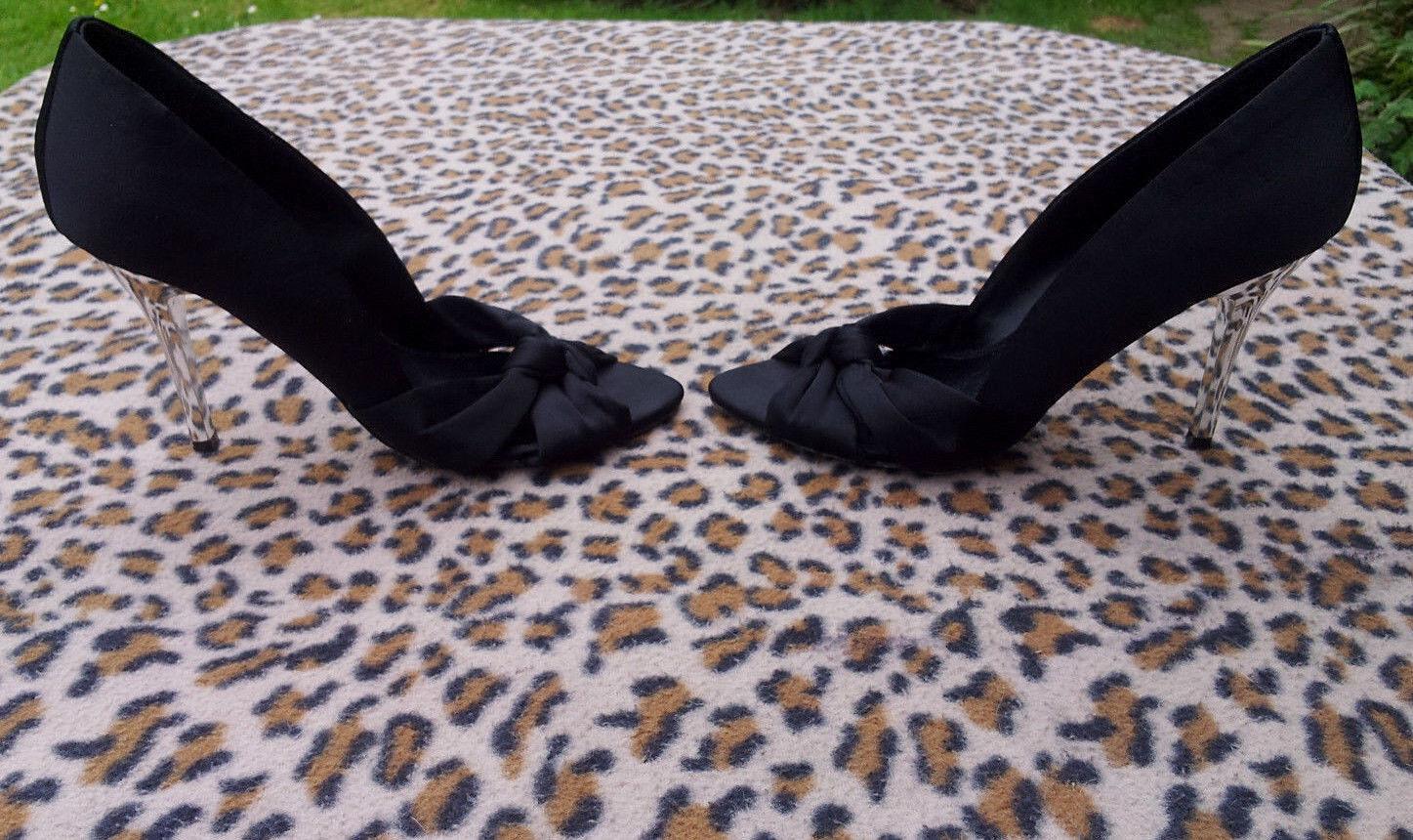 Carvela schwarz high UK heeled schuhe EU Größe 38, UK high 5 84c246