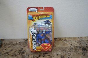 Dc Super Heroes Figurine Comic Exclusive de Mattel Bizarro Superman, série 2, 27084302844