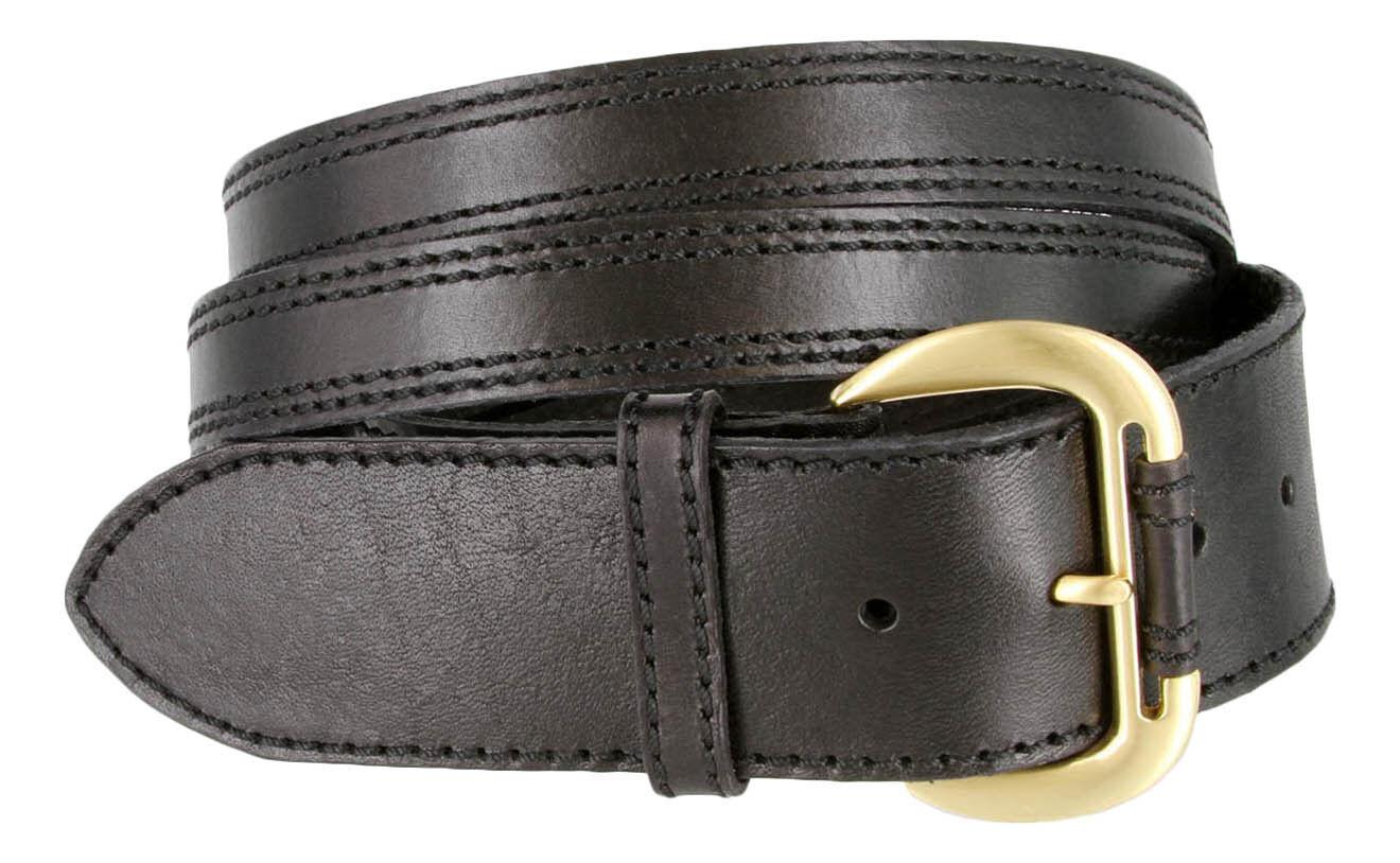 vintage fashion solid leather crossing x jean belt 1 7 8