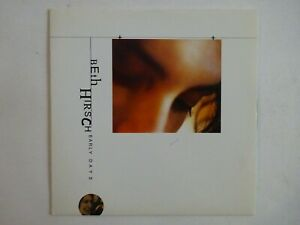BETH-HIRSCH-EARLY-DAYS-CD-Album-Promo
