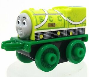 Thomas-amp-Friends-Minis-SPORTS-BILL-Train-Engine-Fisher-Price-NEW-LOOSE