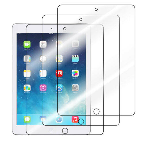 High Definition HD-Clear PET Film Screen Protector fr iPad 6th Gen 2018 3-Pack