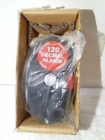 Cable Lock Alarm 4ft For Bikes, Equipment, Strollers & Other Large Items