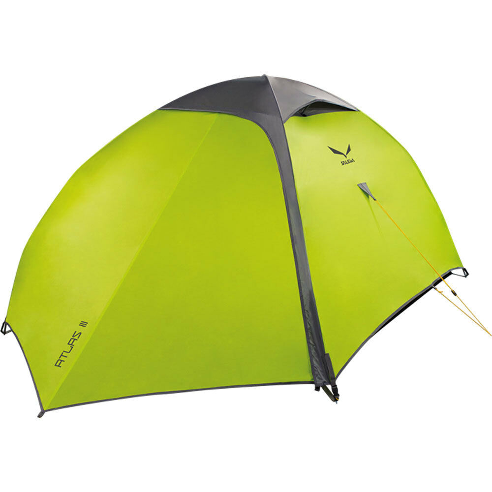 Salewa Atlas 3 Person Dome Tent Green Hiking  Tent Bike Tent Dome Tent New  discount sales