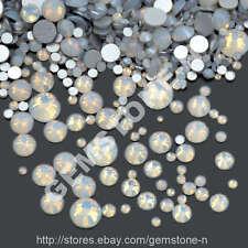 1440pcs Mixed Size High Quality Crystal Flatback Non Hot Fix Rhinestone Nail Art