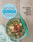 We Love Quinoa: Over 100 Delicious and Healthy Hand-Picked Recipes by Jackie Sobon, Carolyn Cope, Karen S. Burns-Booth, Jassy Davis, Kristina Sloggett (Paperback, 2016)