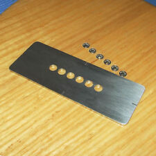 String Through Bushings Template + String Ferrules - Do it yourself Guitar Tool