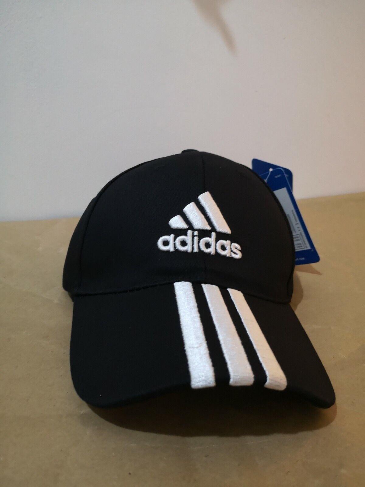 Adidas Baseball Caps Swoosh Metal Logo Sports Adjustable Hats man and women