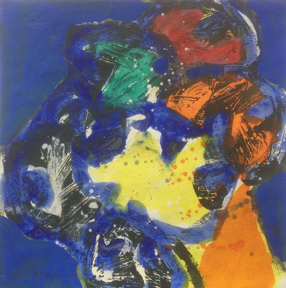 Akrylmaleri, Jan Ulrik Friis (f. 1959)