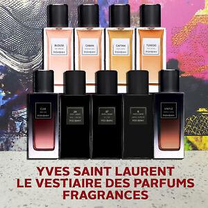 Yves-Saint-Laurent-Le-Vestiaire-Des-Parfums-Decant-2ml-3ml-5ml-10ml-100-Genuine