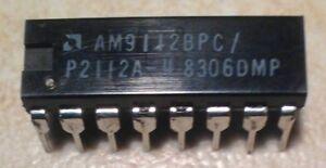 AMD-AM9112BPC-9112-2112-256-X-4-Static-RAM-NOS