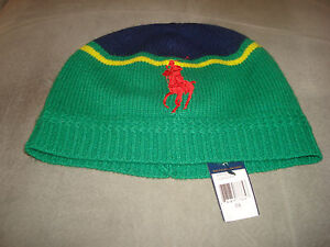 MULTI-COLOR-POLO-RALPH-LAUREN-BEANIE-SKULL-HAT