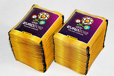 Panini EM Euro 2012 – 200 Tüten packets bustine sobres INTERNATIONAL VERSION