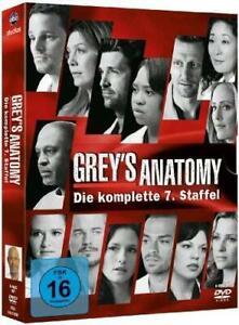 GREY-039-S-ANATOMY-Staffel-7-6-DVDs-NEU-OVP