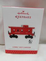 2013 Hallmark Keepsake Ornament Lionel Trains 6017 Caboose