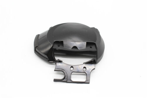 Black SpeedoMeter Gauge Instrument Tach Cover For Yamaha FZ6N FZ6S Fazer 04-07