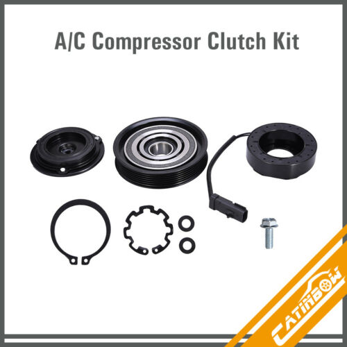 AC Compressor Clutch KIT Assembly For Dodge Grand Caravan Voyager Town /& Country