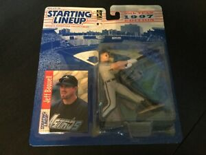 JEFF BAGWELL 1997 Kenner Starting Lineup Figure Houston Astros