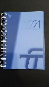 Agenda Giornaliera A Spirale 2021 Mis 15x21 Intempo Ebay