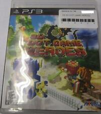 3D Dot Game Heroes  (Sony Playstation 3, 2010) *Used*