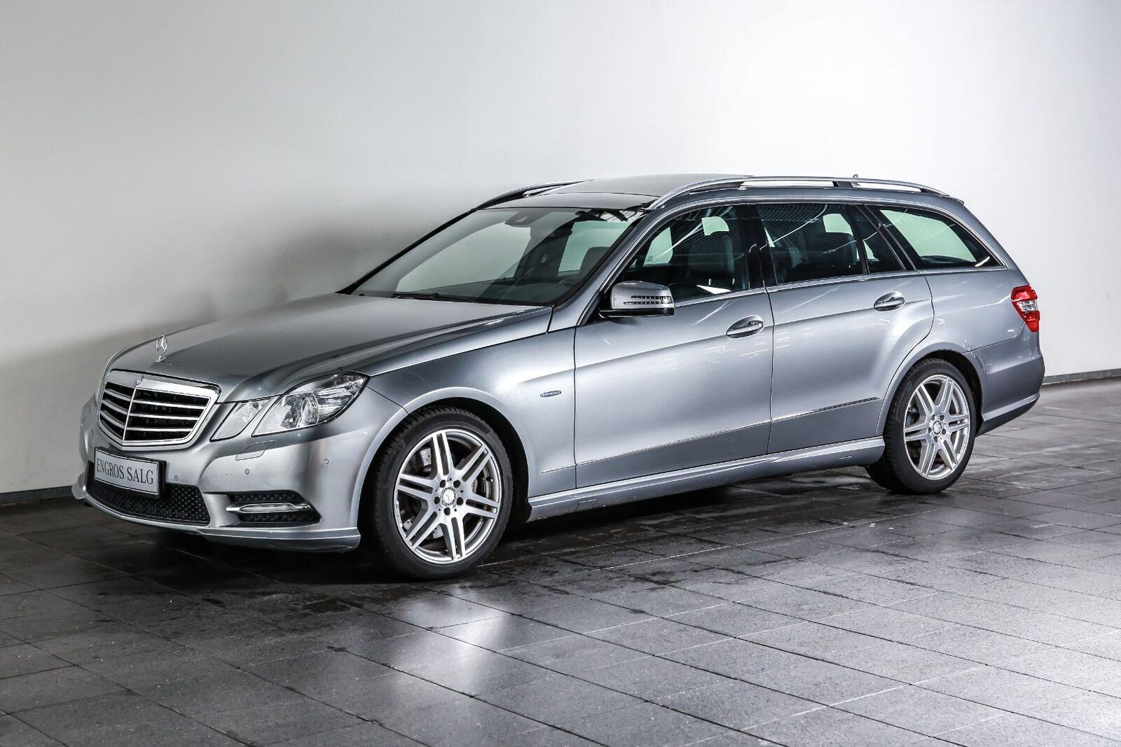 Mercedes-Benz E350 3,0 CDi Avantgarde stc aut 4-M BE