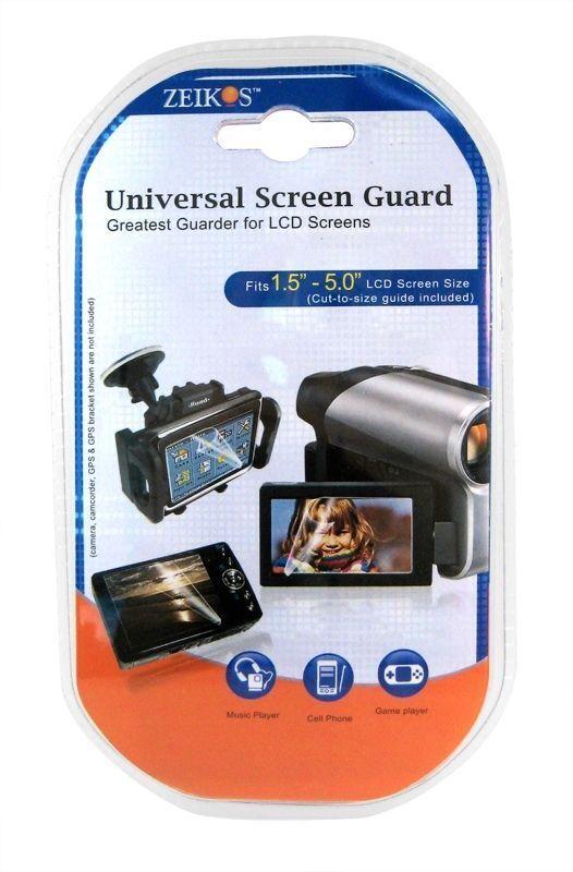 3 Clear Screen Protector Kodak Easyshare C875 C743 C663