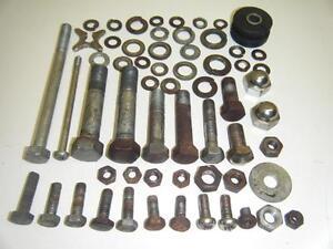 68-69-70-Kawasaki-F4-250-Sidewinder-F3-F5-F8-Bushwacker-Cadre-Boulon-Materiel