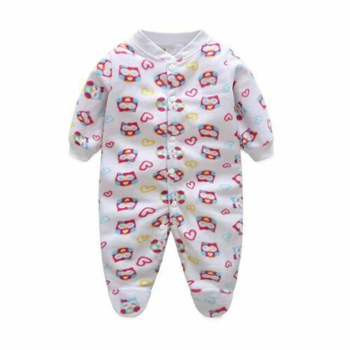 Baby Rompers Costumes Fleece For Newborn Baby Clothes Boy Girl Romper Baby Cloth