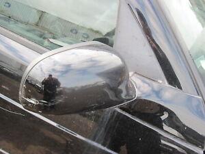 2007-SAAB-9-5-5-DOOR-ESTATE-DRIVERS-SIDE-ELECTRIC-DOOR-WING-MIRROR-IN-BLACK